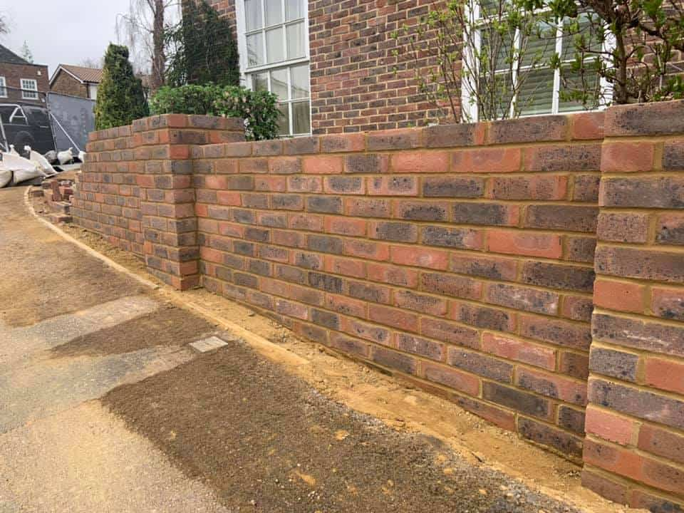 Bricklaying Herts
